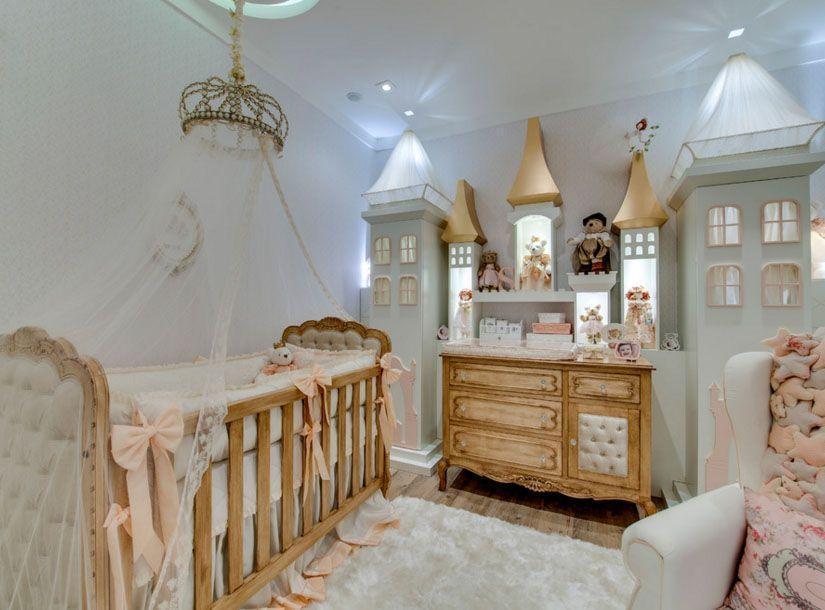 Quarto de bebê como montar e decorar (130 fotos lindas)