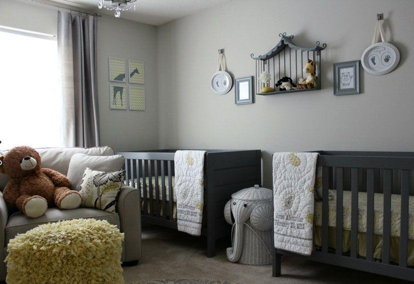 Brown And Blue Baby Boy Rooms