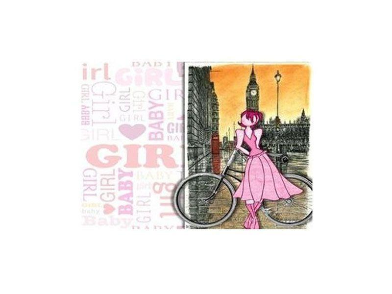 """Quadro decorativo em MDF Girl Bike por R$47 na <a href=""""http://www.tanlup.com/product/980887/quadro-decorativo-em-mdf-girl-bike"""" target=""""blank_"""">Tanlup</a>"""