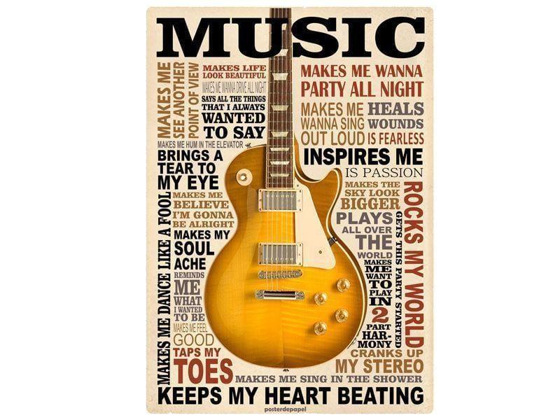 """Poster Music por R$29,90 na <a href=""""http://www.elo7.com.br/music-i/dp/4B228F#hsn=0&df=d&uso=d&smk=0&pso=up&osbt=b-o&ss=0&sv=0"""" target=""""blank_"""">Elo 7</a>"""