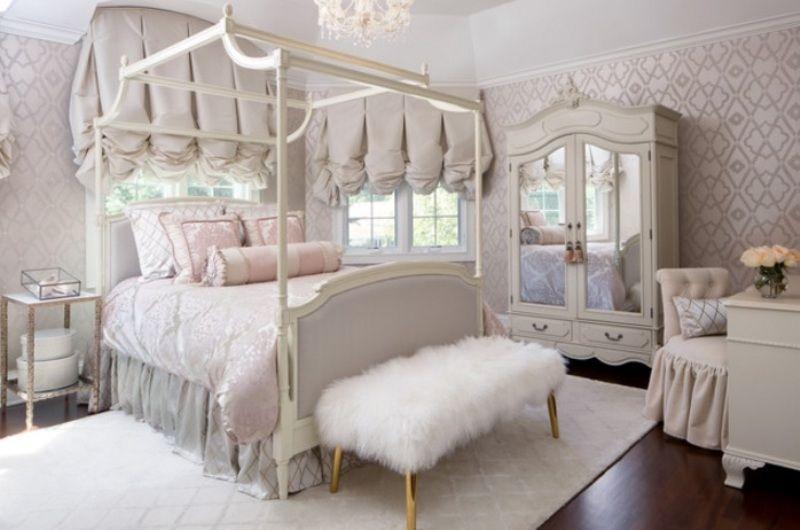 130 quartos de casal modernos, românticos e criativos