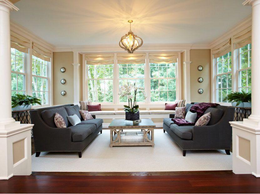 "Foto: Reprodução / <a href=""http://richmondhillinteriors.com/"" target=""_blank"">Richmond Hill Interiors</a>"