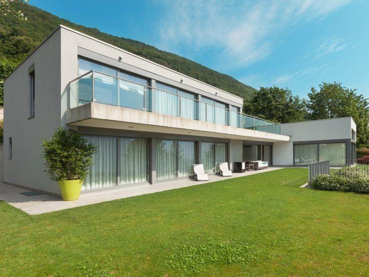 Casas modernas ideias dicas fachadas e projetos 80 fotos for Fachadas de casas estilo moderno
