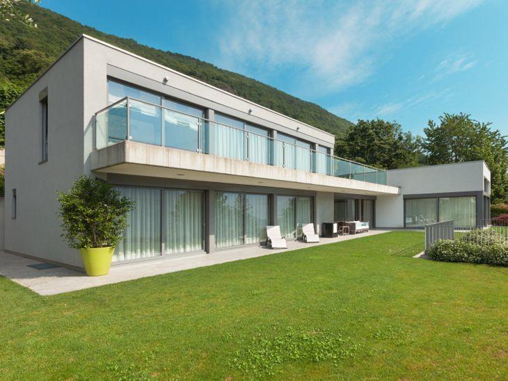Casas modernas ideias dicas fachadas e projetos 80 fotos for Estilos de casas modernas