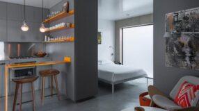 Como decorar apartamentos pequenos otimizando o espaço