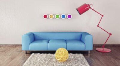 Deixe sua casa cheia de alegria com candy colors