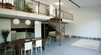 Crie novos ambientes com mezaninos versáteis e estilosos