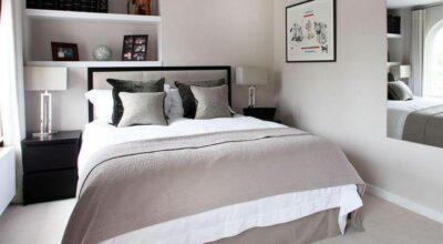 Decoração de quarto de casal: 130+ inspirações para decorar com romance