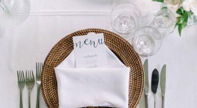 Bom anfitrião: aprenda a deixar sua mesa bem decorada