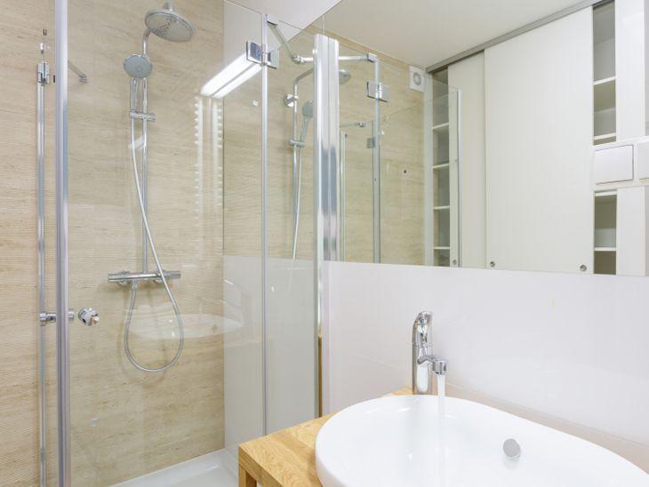 Tamanho minimo box banheiro : Como escolher o box ideal para seu banheiro