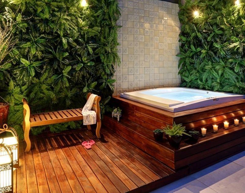 aplicacao deck jardim:MTA – Obtenha ambientes externos de personalidade com decks de madeira