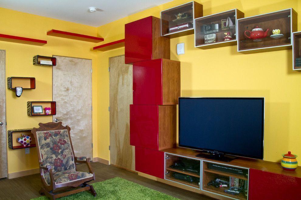"""Foto: Reprodução / <a href=""""dcinteriorsllc.com/"""" target=""""_blank"""">DC Interiors & Renovations </a>"""