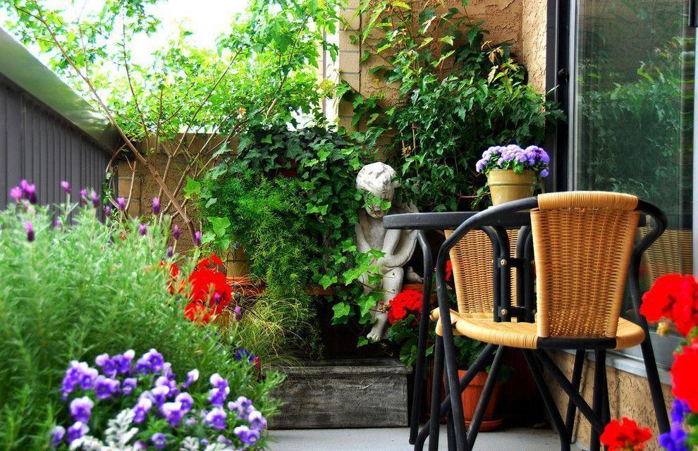 Se escolher fazer seu jardim em uma sacada, a dica de Hortenciano é