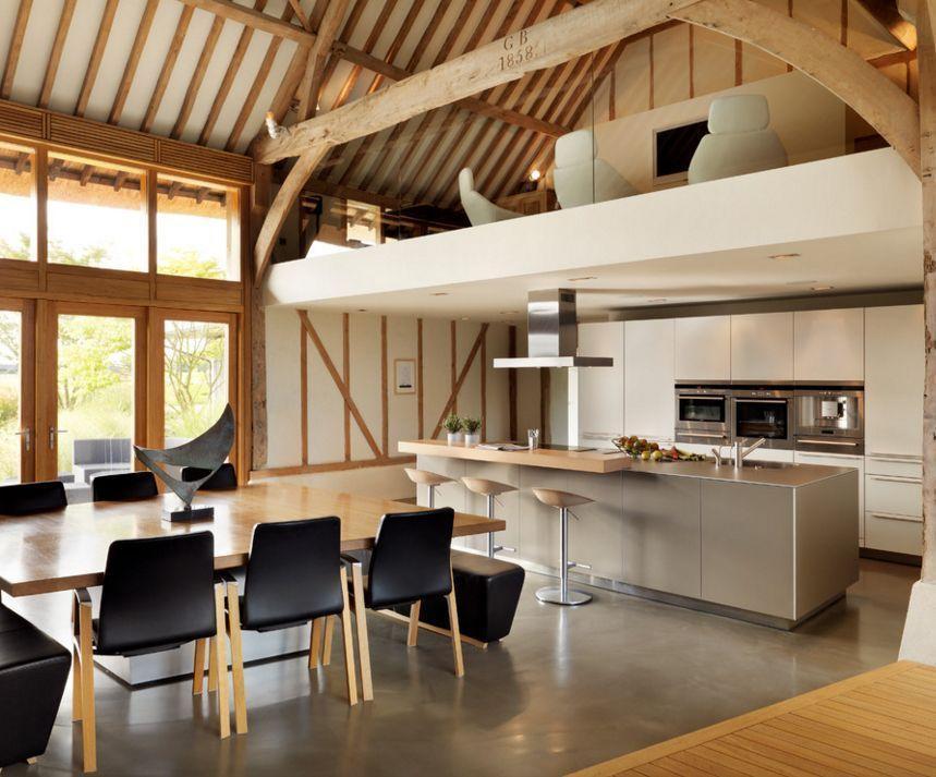 "Foto: Reprodução / <a href=""http://www.kitchenarchitecture.co.uk/"" target=""_blank"">Kitchen Architecture</a>"