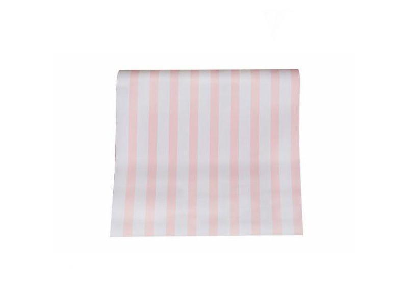 """Tecido Adesivo 300x50 Listras - Rosa e Branco por R$ 121,50 na <a href=""""https://www.meumoveldemadeira.com.br/produto/tecido-adesivo-300x50-listras-azul"""" target=""""blank_"""">Meu Móvel de Madeira</a>"""