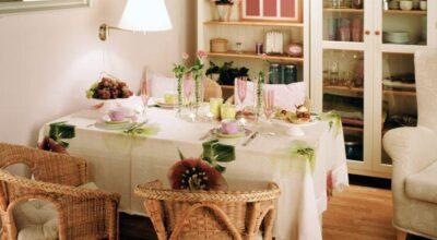 Preencha o seu lar com romantismo utilizando a decoração