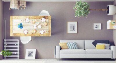 12 erros de decoração que tornam os ambientes desagradáveis
