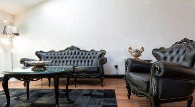 Couro na decoração: estilo e requinte para seus ambientes