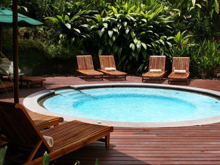 aplicacao deck jardim:Decks de madeira: conforto e personalidade para sua casa