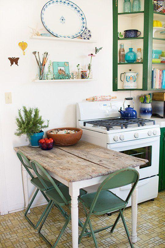 """Foto: Reprodução / <a href=""""http://www.apartmenttherapy.com/figgle-family-repurposed-home-house-tour-191306#"""" target=""""_blank"""">Apartment Therapy</a>"""