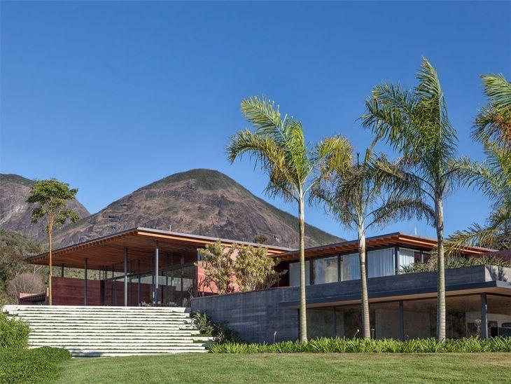 Casas de campo dicas e 50 inspira es para construir for Decorar su casa de campo