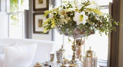 Arranjos de flores: traga alegria e charme para sua casa