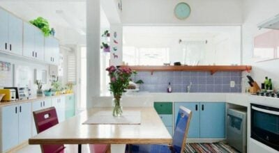 Como deixar a casa mais arrojada usando formas geométricas na decoração