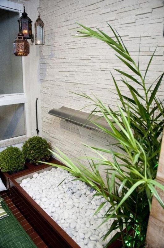 Jardim de inverno pequeno e barato como montar um - Amueblar piso pequeno barato ...