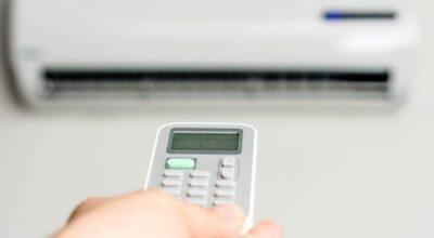 Como limpar o ar condicionado em casa