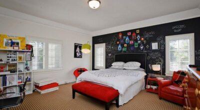 9 ideias criativas para aproveitar paredes de lousa na decoração
