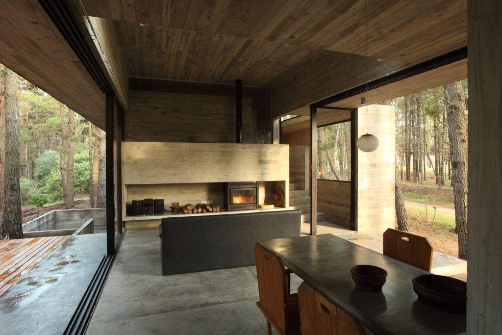 Foto: Reprodução / BAK Arquitectos via Archdaily