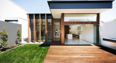 Casas modernas e pequenas: construções funcionais e cheias de personalidade