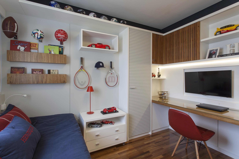 85 quartos de menino para se inspirar e decorar for Foto designer