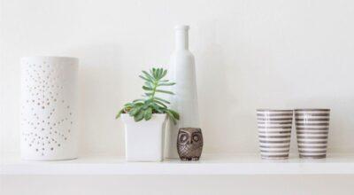 Como vasos decorativos podem fazer a diferença nos ambientes da sua casa