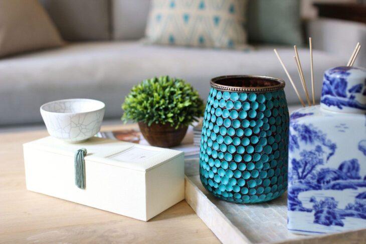 vasos decorativos como fazer em persiana
