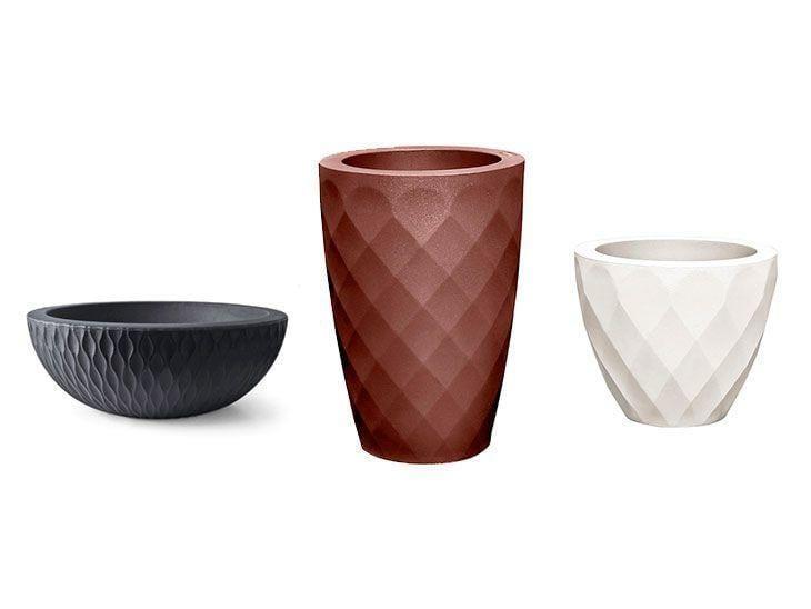 Vasos decorativos mais vida e eleg ncia para a sua casa - Decorar vasos plasticos para cumpleanos ...
