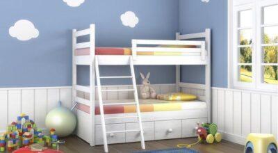 Beliches infantis: ideias do tradicional ao lúdico