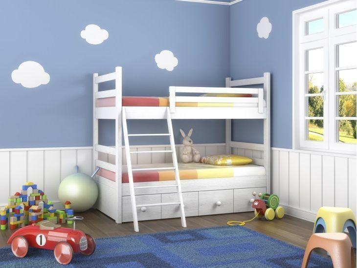 Beliches infantis modelos do tradicional ao l dico for Idea de habitacion infantil