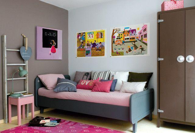Quartos de menina como fugir do tradicional na decora o - Chambre style anglais moderne ...