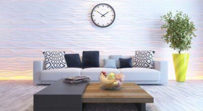 Textura de parede: técnica que renova o visual do seu lar