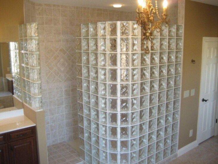 tijolo de vidro beleza transparente para diversos fins. Black Bedroom Furniture Sets. Home Design Ideas
