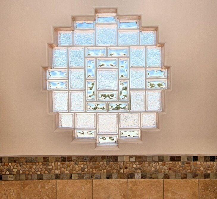 Kitchen Window From Outside: Tijolo De Vidro: Beleza Transparente Para Diversos Fins