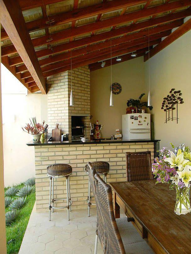 50 modelos de ed culas para voc construir no seu lar for Piani di casa patio gratuito