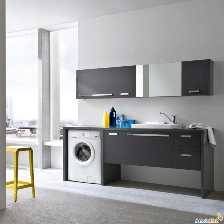 Como planejar e decorar lavanderias pequenas