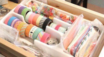 12 dicas para organizar gavetas do jeito ideal