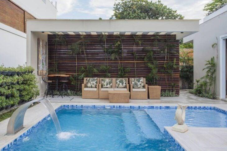 Piscina estilos e inspira es para fazer j a sua for Modelos de piscinas modernas