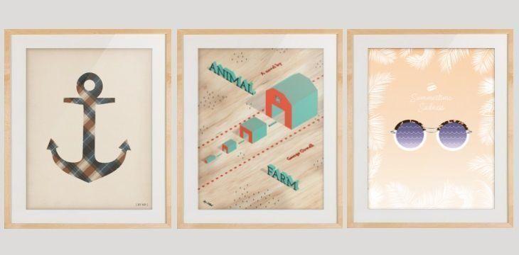 Posters Estilosos Para Voce Baixar De Graca E Usar Em Casa