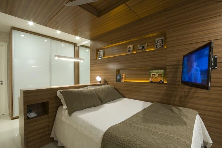 70 ideias inesquecíveis de decoração para quartos modernos