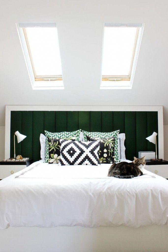 70 ideias inesquecíveis de decoração para quartos modernos ~ Quarto Sala Moderno