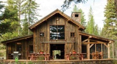 20 fachadas de casas rústicas cheias de encantos